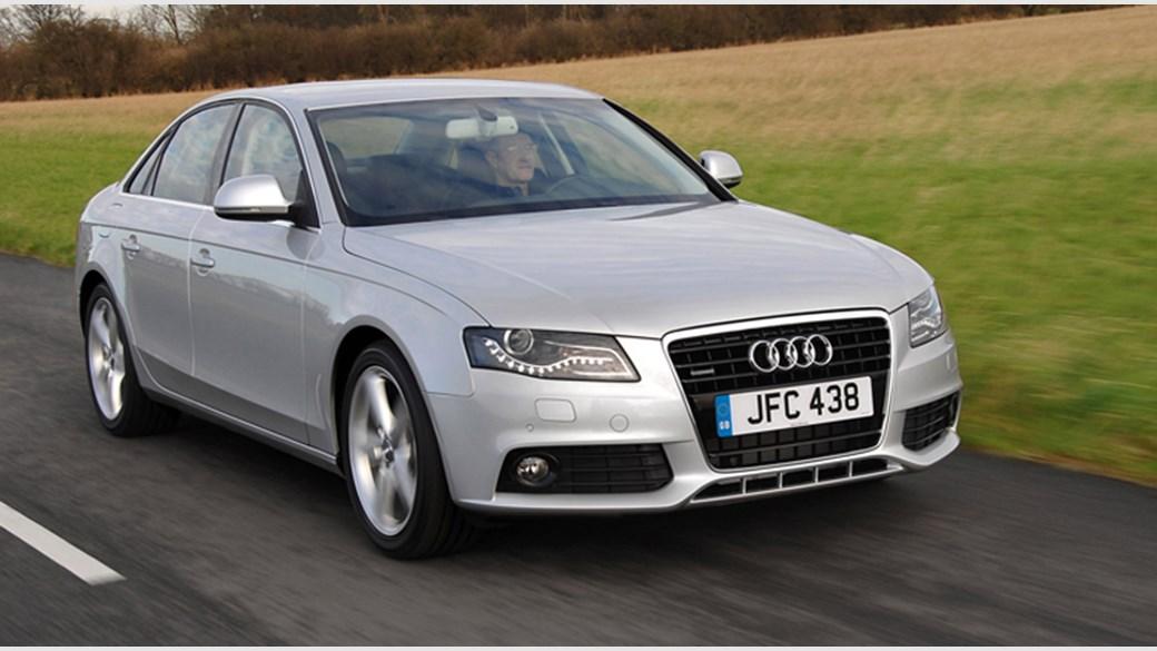 Audi A4 3 0 Tdi Se Quattro 2008 Review