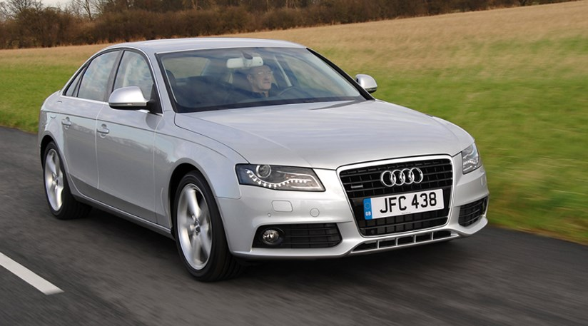 Audi A4 3 0 Tdi Se Quattro 2008 Review By Car Magazine
