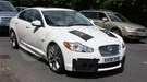 Jaguar XF-R (2009): the spy photos