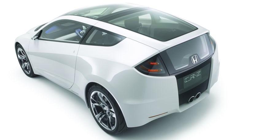 Honda confirms hybrid electric car plans by car magazine for New century honda