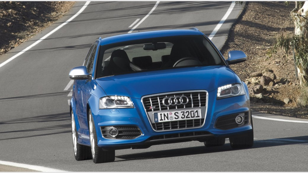 Audi S Sportback Review CAR Magazine - Audi s3 review