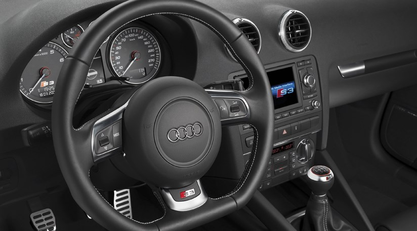 audi s3 sportback 2008 review car magazine. Black Bedroom Furniture Sets. Home Design Ideas