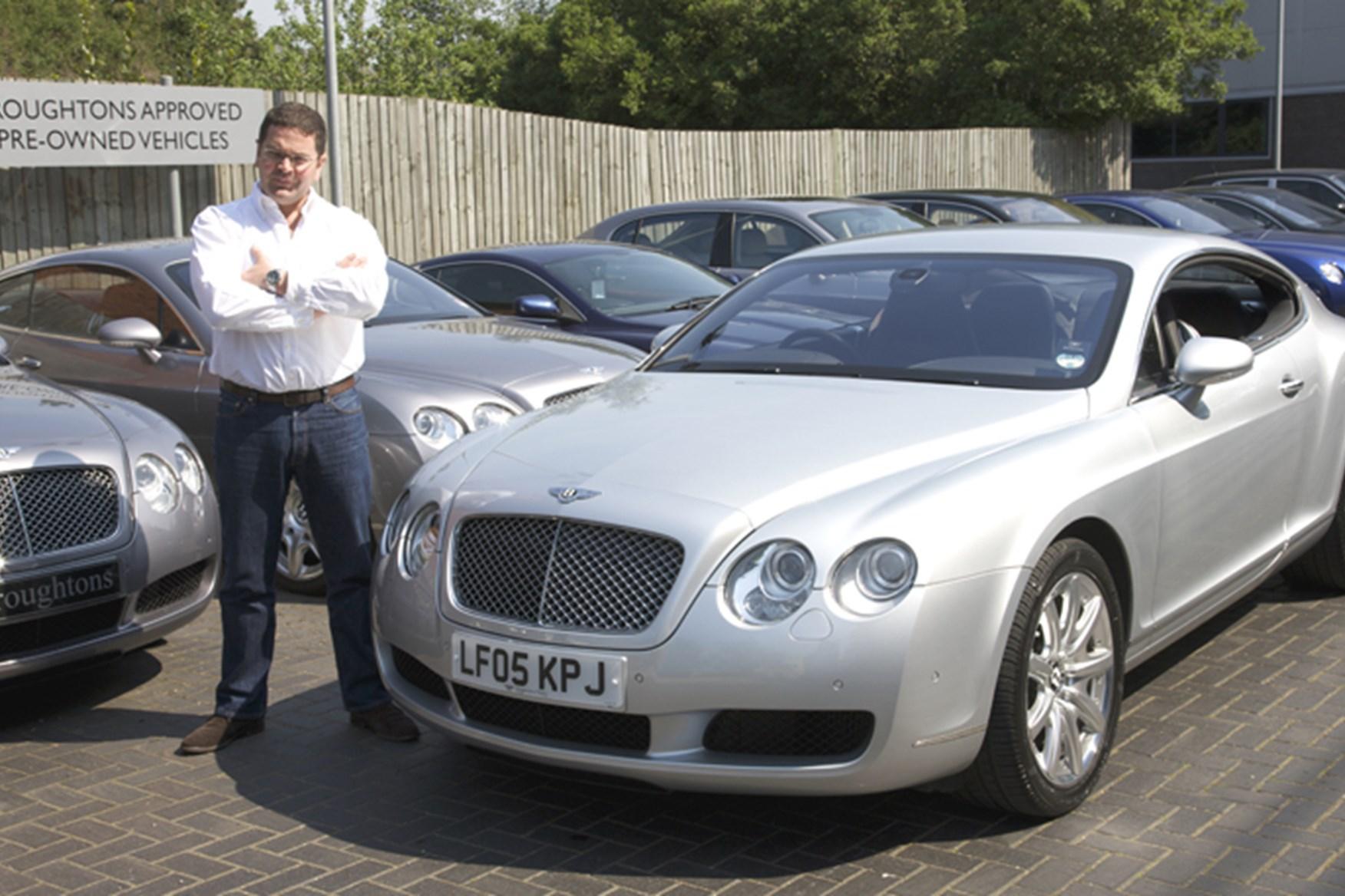Bentley second hand