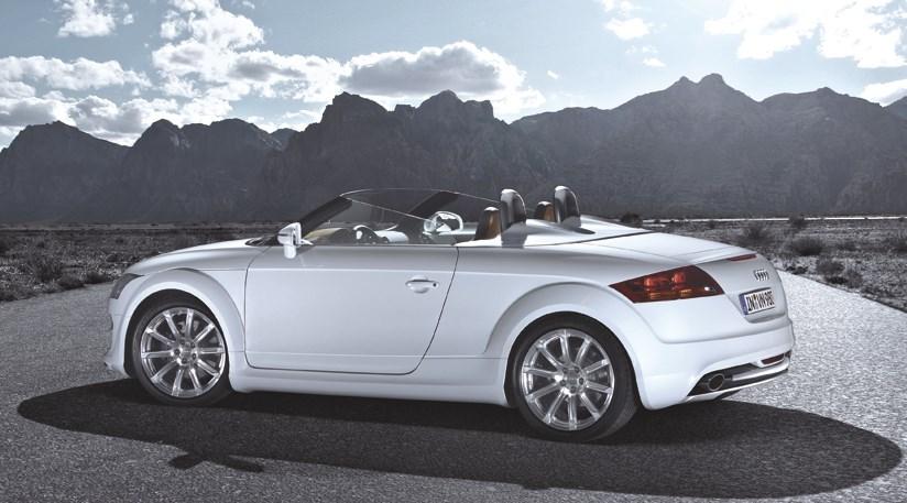 Audi Tt 3.5 Quattro. Audi TT Clubsport Quattro: