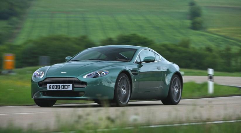 Aston Martin V8 Vantage Coupe 2008 Review Car Magazine