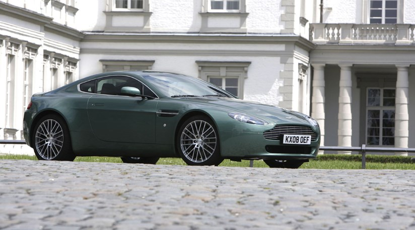 Aston Martin V8 Vantage Coupe 2008 Review Car Magazine