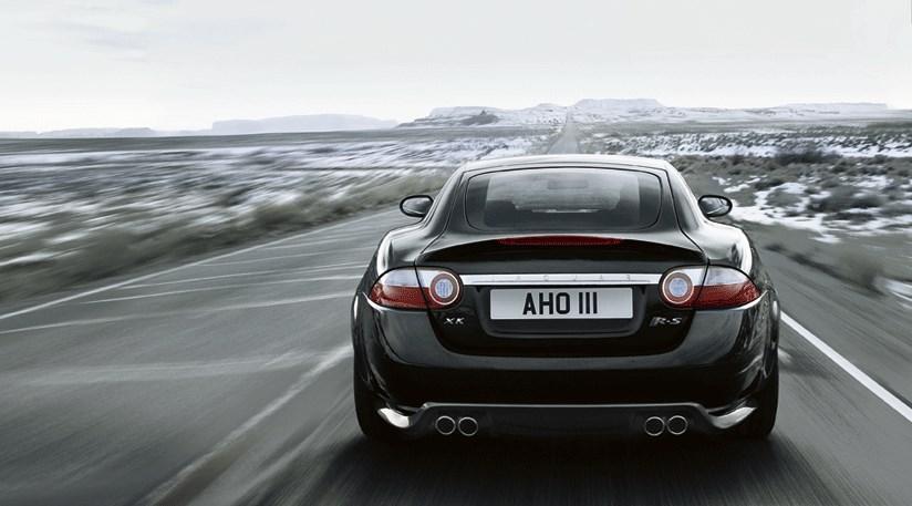 ... Jaguar XKR S Car Review: Rear View Picture ...
