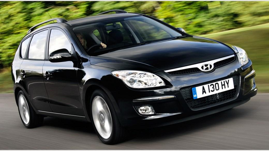 Hyundai I30 Estate 1 6 Crdi Premium 2008 Review