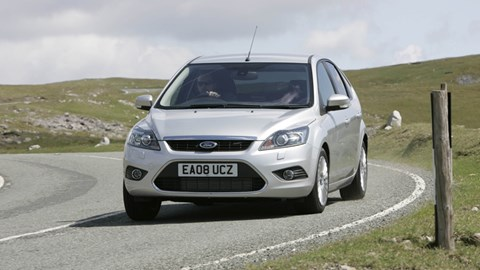 Ford Focus 2 0 TDCI Powershift (2008) review | CAR Magazine