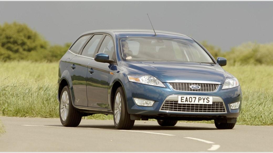 Ford Mondeo   Tdci Titanium X Estate  Review
