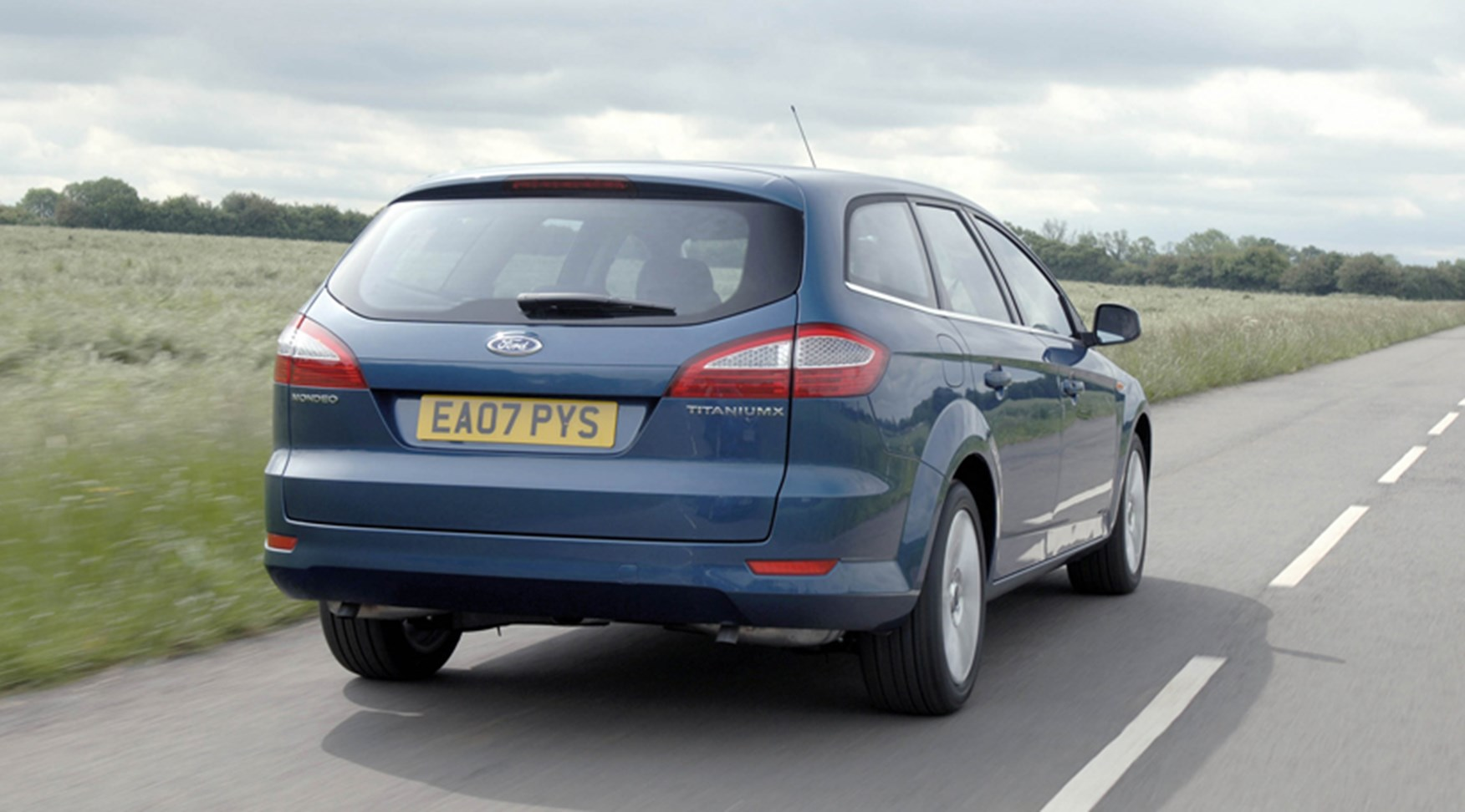 Ford Mondeo 2 2 Tdci Titanium X Estate 2008 Review By