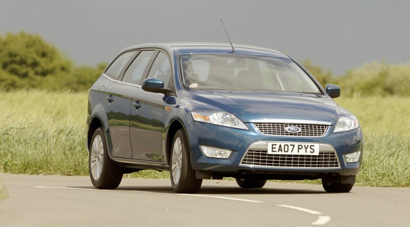 ford mondeo 2 2 tdci titanium x estate 2008 review by car magazine. Black Bedroom Furniture Sets. Home Design Ideas
