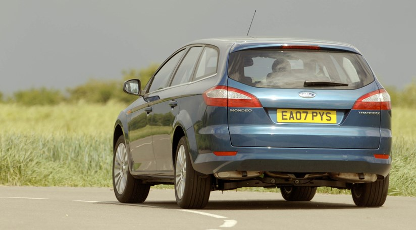 Ford Mondeo 2.2 TDCI Titanium X Estate (2008) CAR review | Road Testing