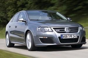 VW Passat R36 CAR review