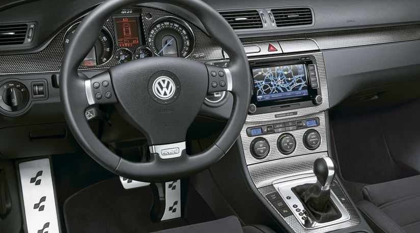 Car Review  Vw Passat