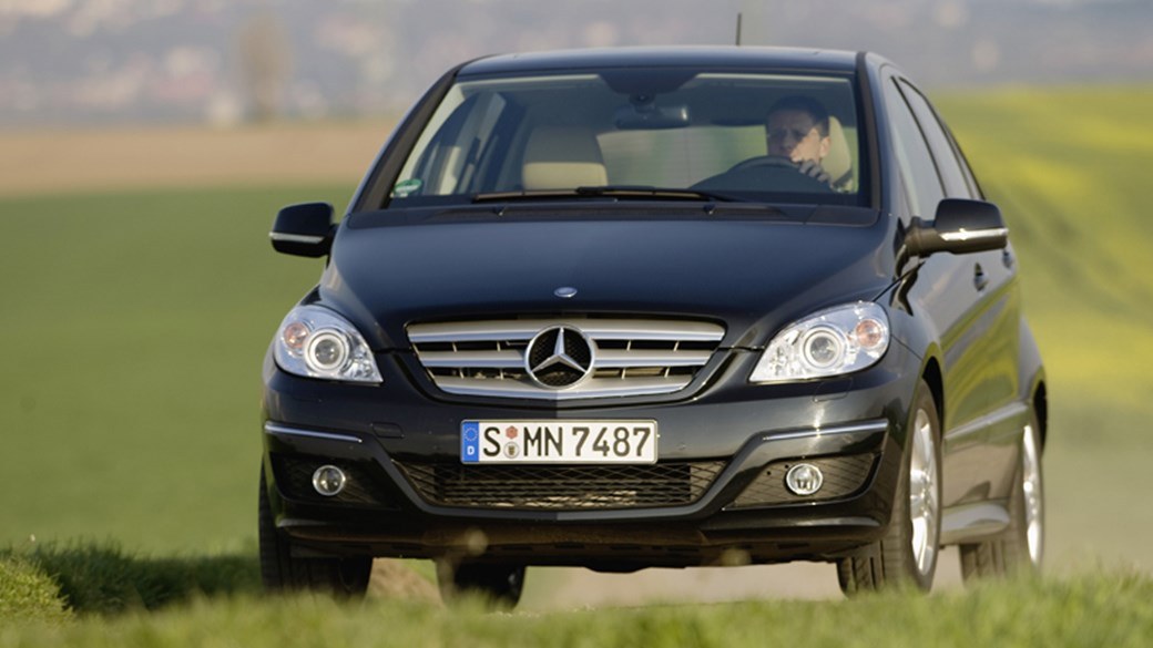 Mercedes B180 CDI 5dr (2008) review by CAR Magazine