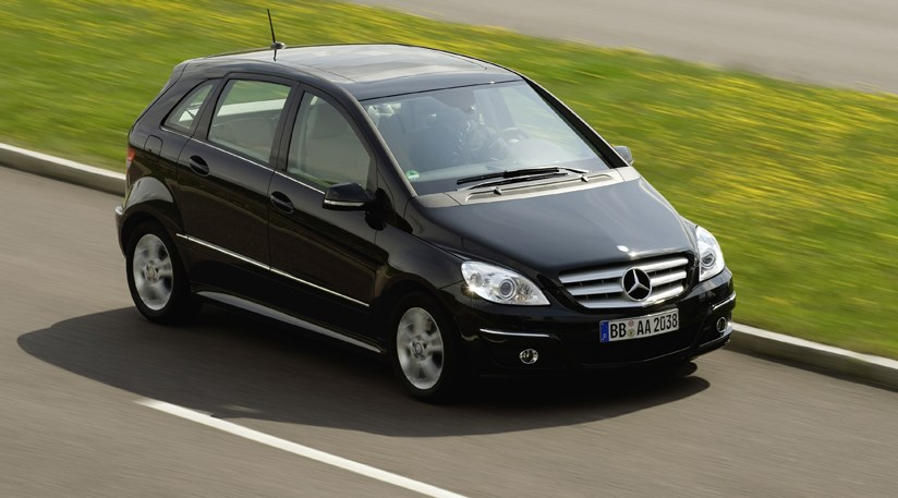 mercedes b180 cdi 5dr 2008 review by car magazine. Black Bedroom Furniture Sets. Home Design Ideas