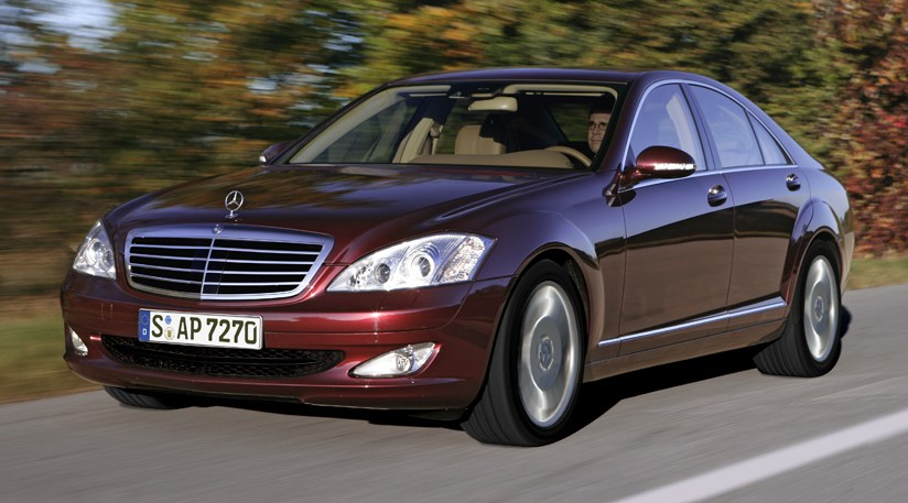 mercedes s320 cdi limousine. Mercedes S320 Cdi Limousine.