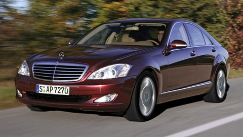 Mercedes S320 CDI LWB (2008) review | CAR Magazine
