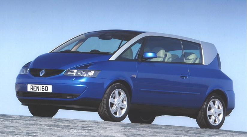 & Renault Avantime: a gorgeous curse? by CAR Magazine
