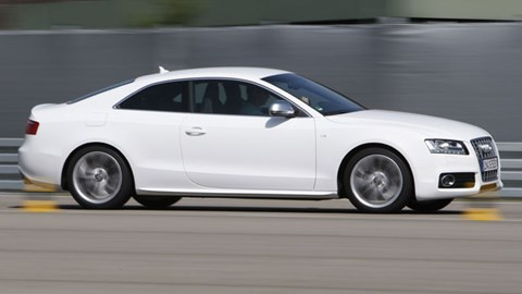 Audi S5 7-speed S-tronic (2008) review | CAR Magazine
