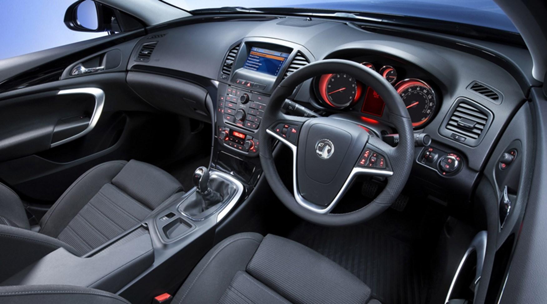Astra F Gsi Interior >> Vauxhall Insignia interior: first pictures | CAR Magazine