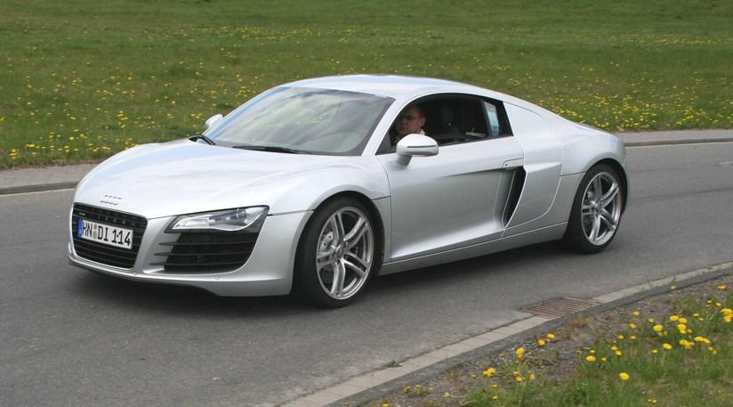 Audi r8 v10 spyder manual 14
