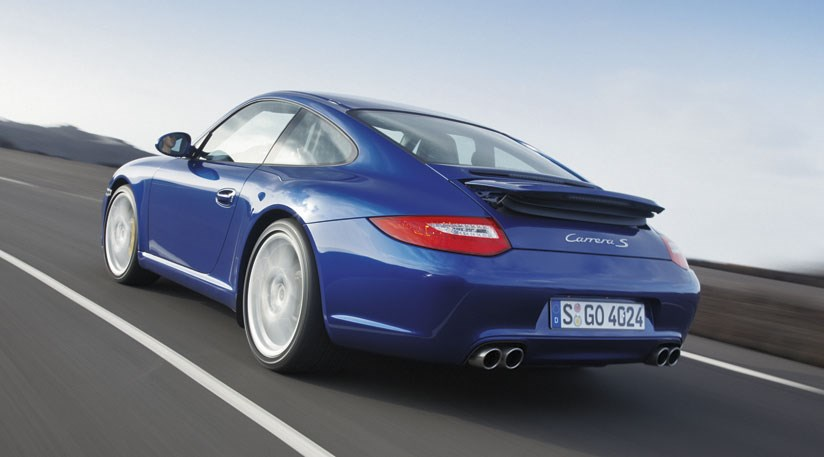 Porsche 911 First Photos Of The Second Generation Facelift