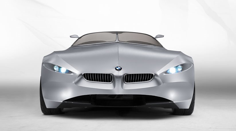 Bmw Gina Light Visionary Model Concept 2008 First Photos And