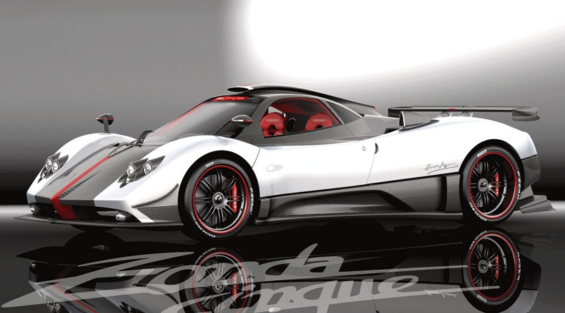 Pagani Zonda Cinque (2008): first official pictures | CAR Magazine