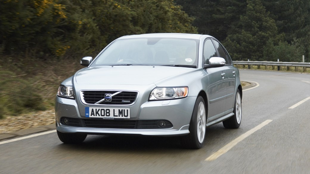 2008 volvo s40 review