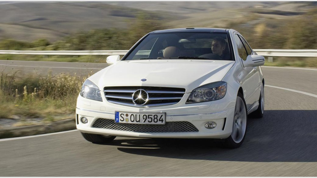 Mercedes Clc 220 Cdi 2008 Review