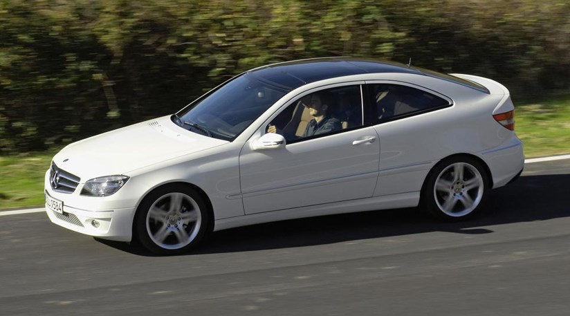 Mercedes CLC 220 CDI (2008) review by CAR Magazine