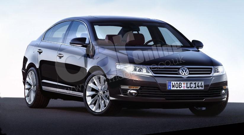 New VW Passat (2012): the scoop | Secret New Cars | Car Magazine Online