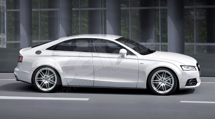 Audi A7 2009 the full story