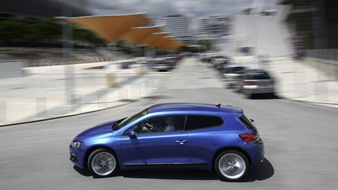 Vw Scirocco Gt 2008 Review Car Magazine