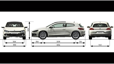 VW Scirocco GT (2008) review by CAR Magazine
