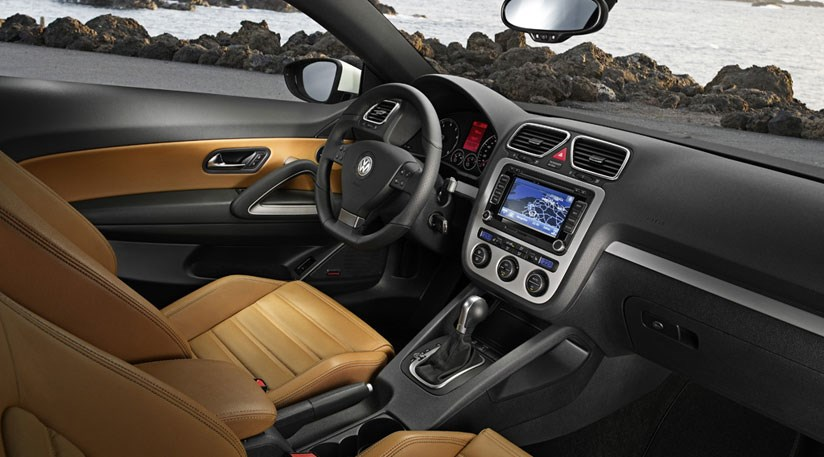 vw scirocco gt 2008 review car magazine. Black Bedroom Furniture Sets. Home Design Ideas