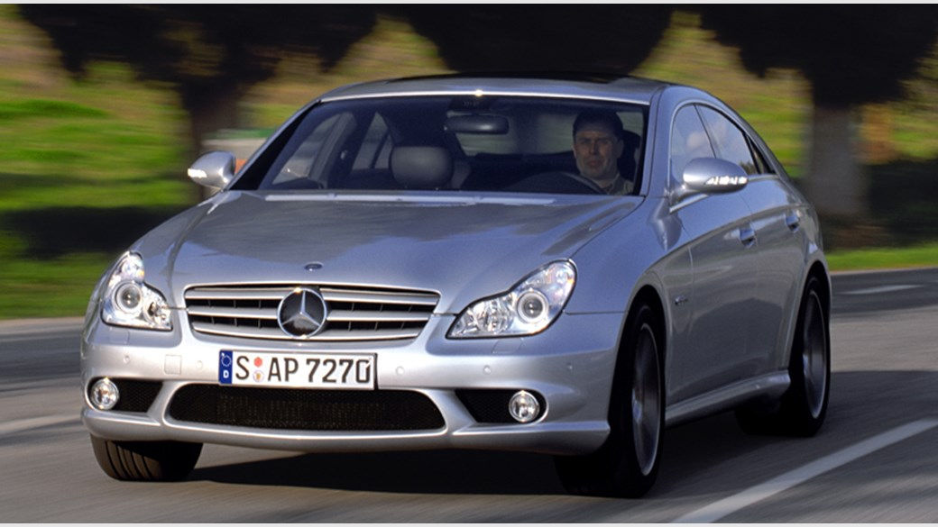 Mercedes Cls63 Amg 2008 Review