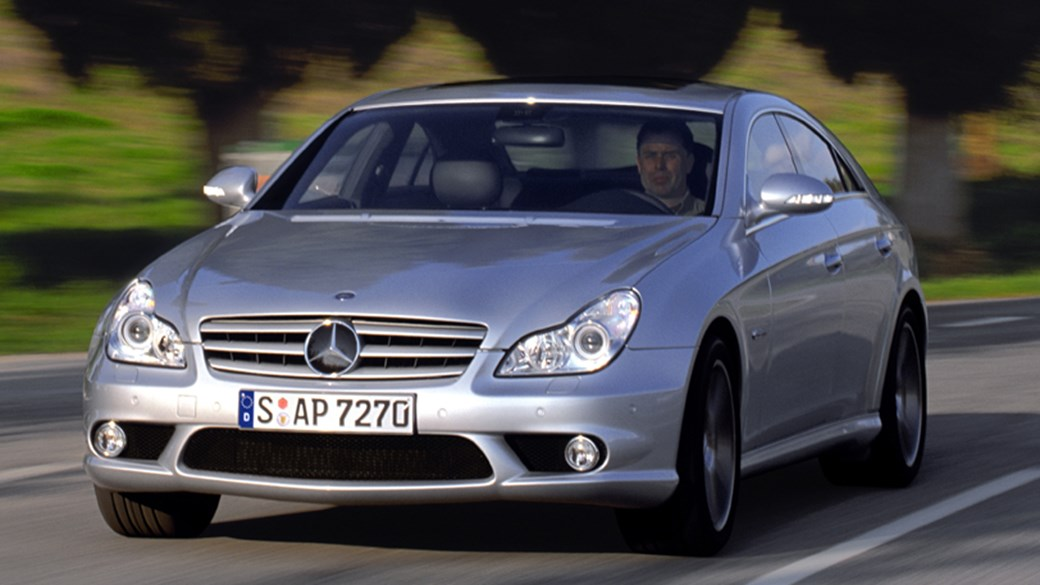 Mercedes CLS63 AMG (2008): Review