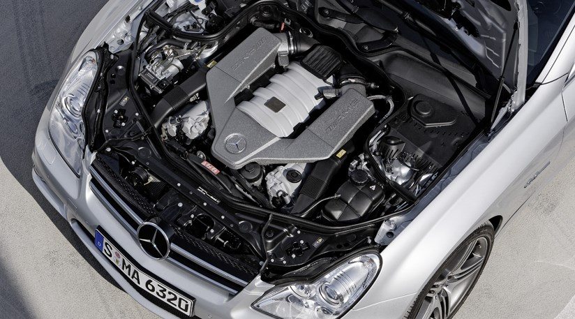 Mercedes CLS63 AMG 2008 review by CAR Magazine