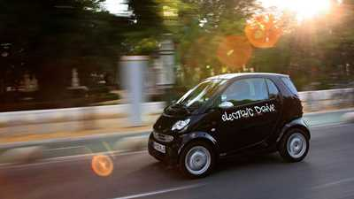 Smart Fortwo Ed 2008 Electric Review