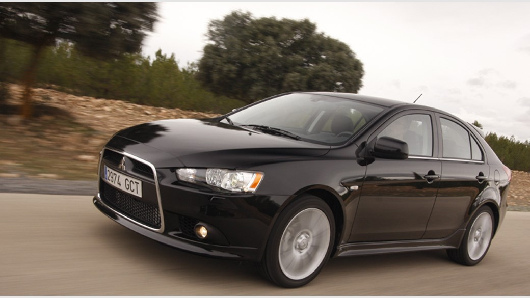 Mitsubishi Lancer Sportback 1.5 GS1 (2008) review | CAR Magazine
