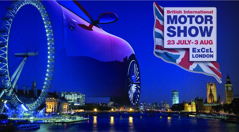 London motor show information tips for the british for What does a motor vehicle report show