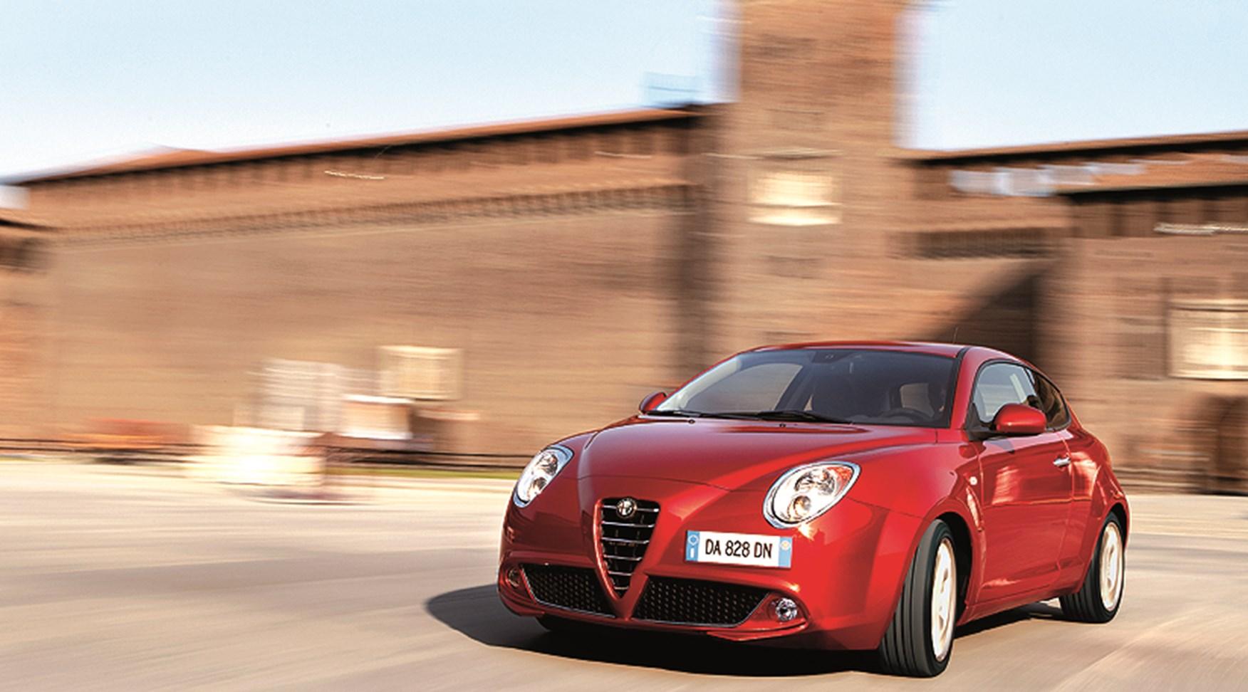 Alfa romeo mito 14 tb 155 veloce review