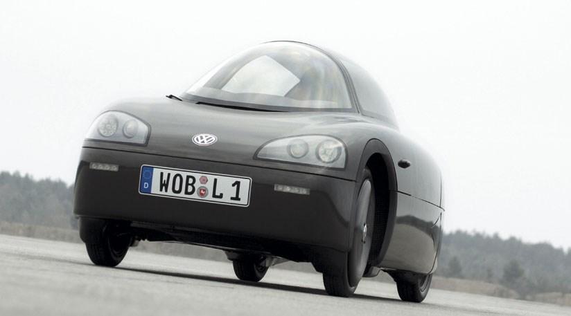 VW One liter car