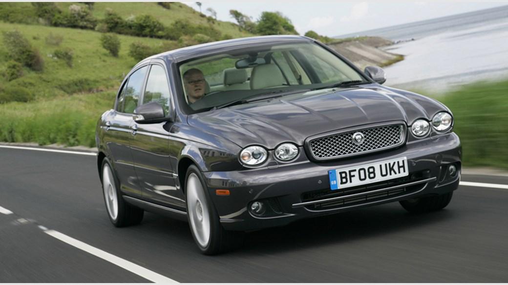 Jaguar X Type 2 2d 2008 Review