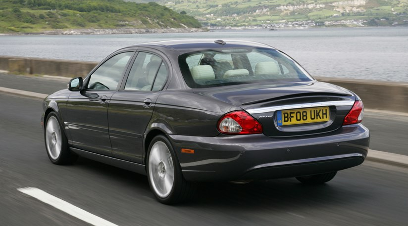 jaguar x type 2 2d 2008 review by car magazine. Black Bedroom Furniture Sets. Home Design Ideas