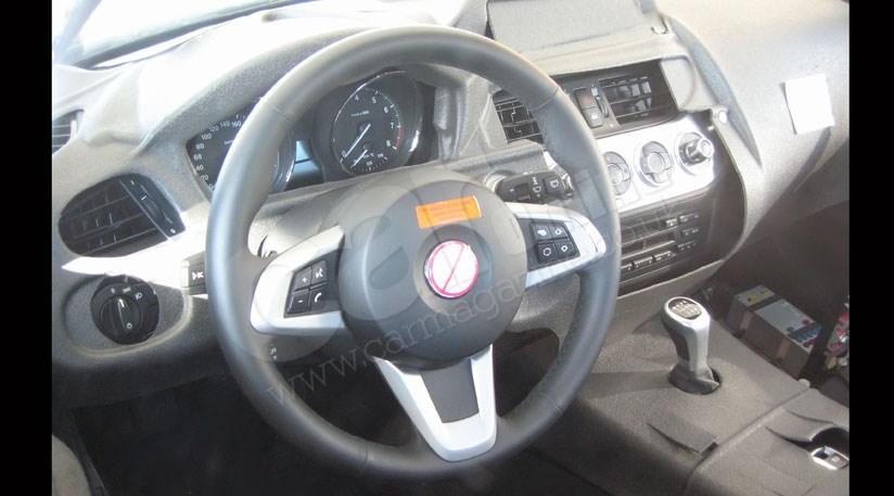 Bmw Z4 2009 The First Interior Spy Photos Car Magazine