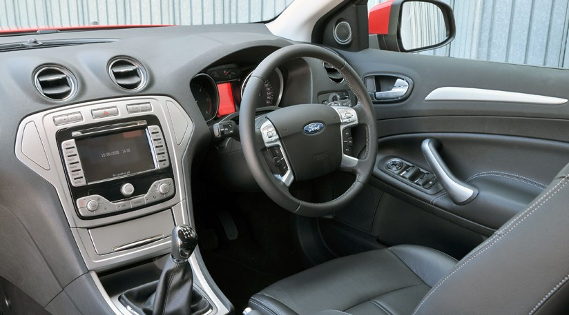 ford mondeo 1 8 econetic 2008 review car magazine. Black Bedroom Furniture Sets. Home Design Ideas